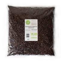 Tiny Footprint Coffee - Fair Trade Organic Nicaragua Segovia Dark Roast  Whole Bean Coffee   USDA Organic   Fair Trade Certified   Carbon Negative   3 Pound