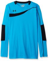 Under Armour Boys Horizontal Goalkeeper Jersey