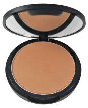 Luxury By Sofia Premium Pressed Bronzer [6 Available Shades] | Natural &Organic Skin Enhancing Ingredients | Hypoallergenic, Highly Pigmented Formula For A Youthful, Sun-Kissed Look (Sun Kissed)