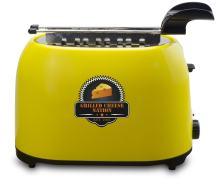 Smart Planet Grilled Cheese Toaster, 10.5 in. x 9.5 in. x 7.5 in, Multicolor