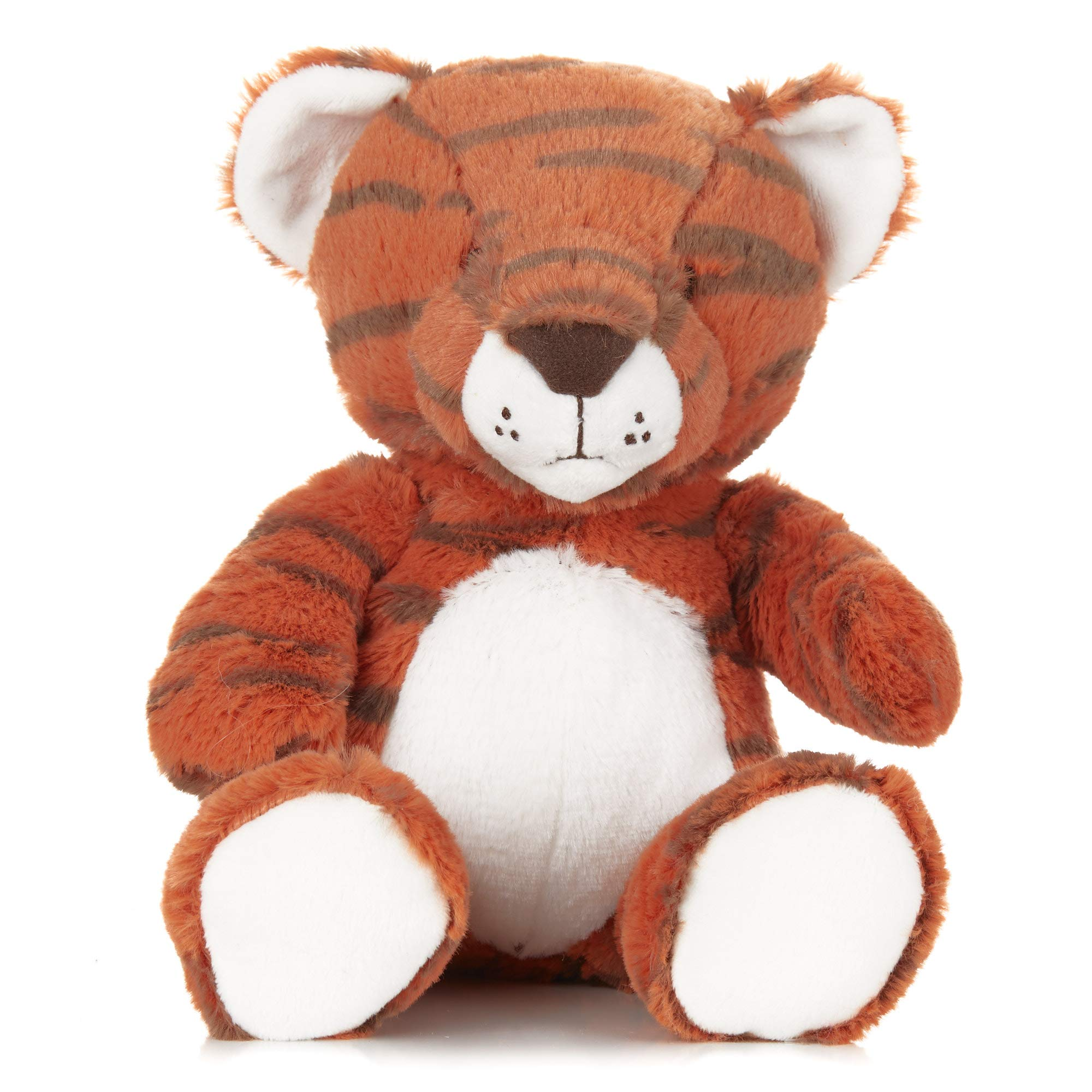 KIDS PREFERRED Carter's Tiger Stuffed Animal Plush Toy, 6.5 Inches