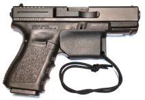 ClipDraw Gun Belt Clip and Trigger Sheath Trigger Guard Bundle for Glock