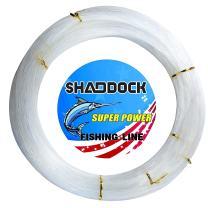 Monofilament Fishing Line 547yds 13 lb.-396 lb. Nylon Mono Fishing Lines - Super Strong Monofilament Fishing Leader Line Speargun Line for Saltwater/Freshwater