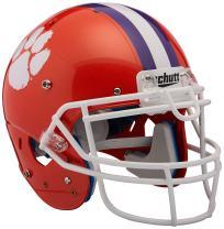Schutt NCAA On-Field Clemson Tigers Authentic XP Football Helmet