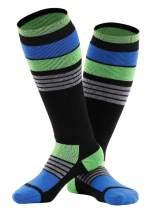 Andorra Kid's High-Performance Merino Wool Ultra Light Pattern Socks