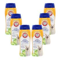 Arm & Hammer 2-In-1 Shampoo & Conditioner for Dogs | Dog Shampoo and Conditioner for All Dogs | Arm and Hammer Dog Shampoo Keeps Your Pet Clean and Moisturized