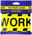 No Work Zone Party Tape Party Accessory (1/Pkg) (3-pack)