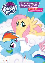 Bendon 41747 My Little Pony 32-Page Word Search Activity Book with Stickers