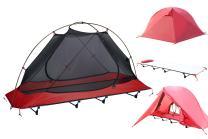 DESERT WALKER Cot Tent Outdoor Camping Hiking Sleeping Lightweight Bed