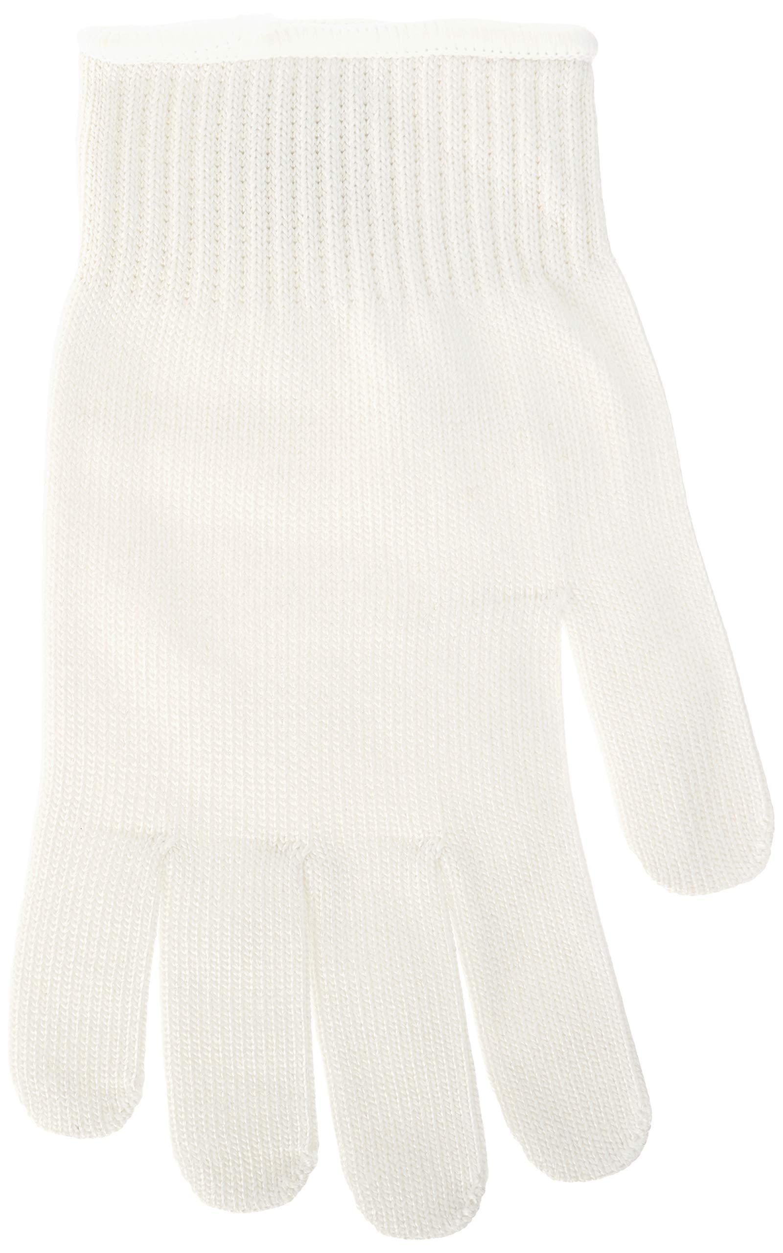 Mercer Culinary M33413L Millennia Level A5 Cut Glove, Large, White