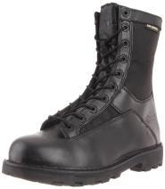 "Bates Men's 8"" DuraShock Lace-to-Toe Side Zip Work Boot"