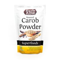 Roasted Carob Powder, Organic, 8oz (2-Pack)