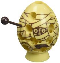 MUMMY 1-Layer, Level 2 Smart Egg Labyrinth Puzzle