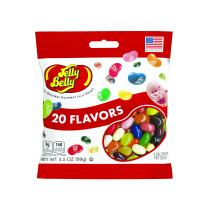 Jelly Belly Jelly Beans, 20 Flavors, 3.5-oz, 12 Pack