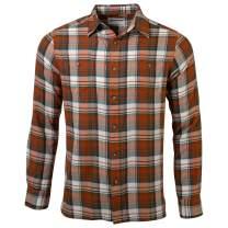 Mountain Khakis Meridian Shirt- Men's Flannel Shirt, 3 oz. Organic Cotton