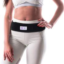Everyday Medical SI Belt - Sacroiliac Joint Belt for Men and Women I Hip Support Brace - Support and Alleviate Si Joint, Pelvis, Sacral, Sacrum, Hip and Sciatica Pain and Discomfort - Small/Medium