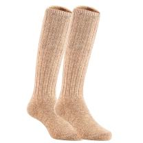 Lian LifeStyle Children 4 Pairs Knee High Wool Boot Socks MFS02 Sizes OY-6Y