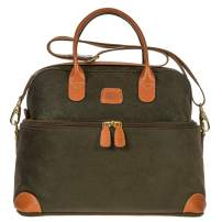 Bric's USA Luggage Model: LIFE  Size: tuscan cosmetic tote   Color: OLIVE