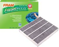 FRAM CF8249A Fresh Breeze Cabin Air Filter with Arm & Hammer