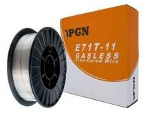 """PGN - E71T-11 .030"""" (0.8 mm) Gasless Flux Core Mild Steel MIG Welding Wire - 10 Lbs Spool"""