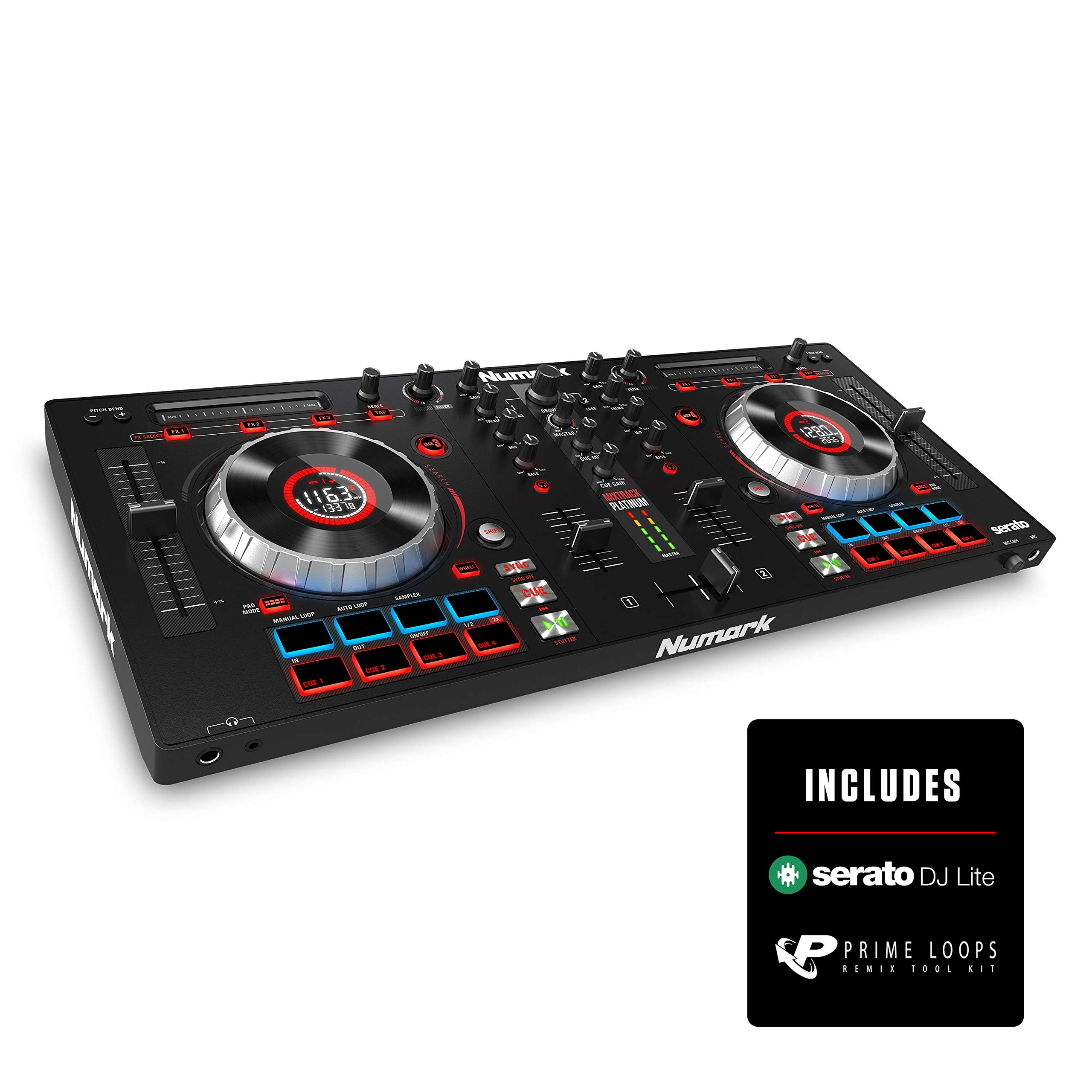 """Numark Mixtrack Platinum 