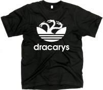 GunShowTees Men's Dracarys Targaryen Dragon GoT Shirt