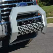 ARIES 2155001 AdvantEDGE Chrome Aluminum Truck Bull Bar, Select Dodge, Ram 2500, 3500