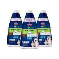 BISSELL Multi Surface Pet Floor Cleaning Formula, 3 Pack, Green
