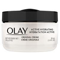 Olay Active Hydrating Cream Face Moisturizer, 1.9 fl oz  Packaging may Vary