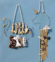 Girl Hair Bow Holder Hair Clips Headbands Storage Hanger,Hair Ties Earring Organizer DIY Display Acrylic Rack Home Decor Unicorn Swan 2PCS Set (Unicorn & Swan)