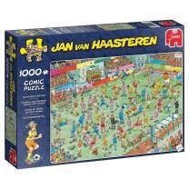 Jan Van Haasteren - WC Women's Soccer 1000 Piece Jigsaw Puzzle