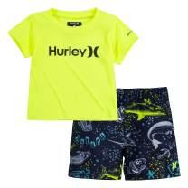 Hurley Baby Boys Swim Two Piece Set