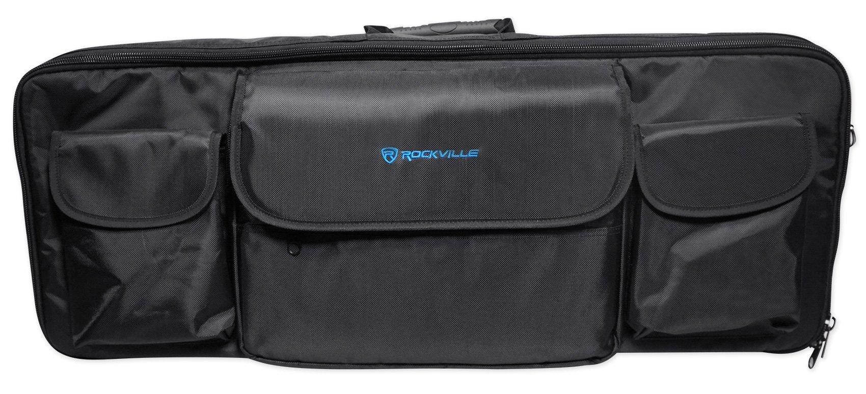 Rockville Carry Bag Case For M-Audio Code 49 Keyboard Controller