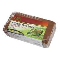 Zilla Reptile Terrarium Bedding Substrate Coconut Husk Brick