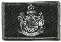 Tactical State Patch - Maine