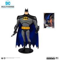 McFarlane Toys DC Multiverse Batman: Batman The Animated Series Action Figure, Multicolored