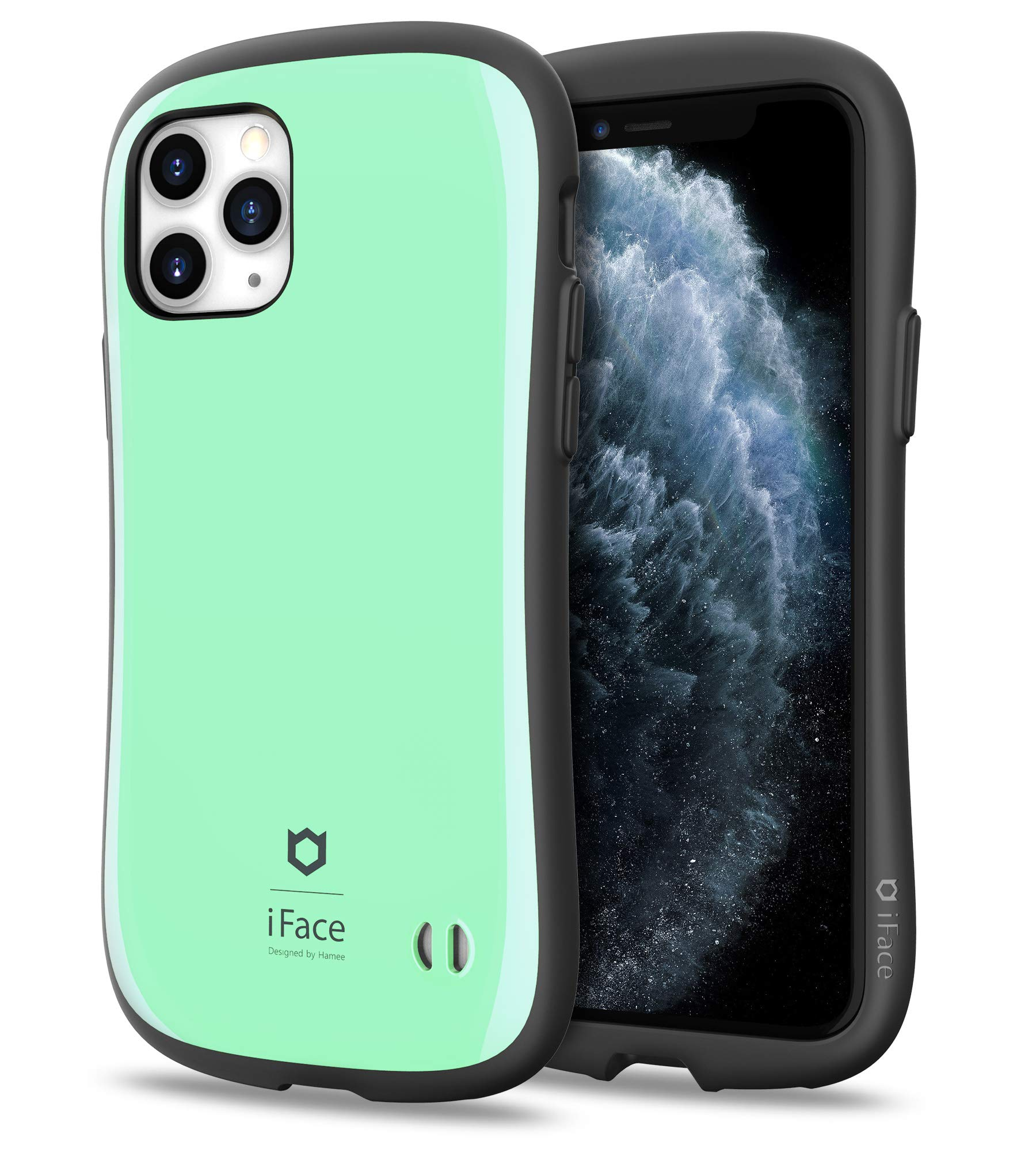 iFace First Class Series iPhone 11 Pro Case – Cute Dual Layer [TPU and Polycarbonate] Hybrid Shockproof Protective Cover for Women [Drop Tested] - Mint