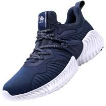CAMEL CROWN Mens Running Shoes Sneaker Slip on Tennins Walking Workout Atheletic Shoes