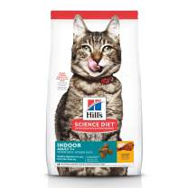 Hill's Science Diet Dry Cat Food, Adult 7+ for Senior Cats, Indoor, Chicken Recipe