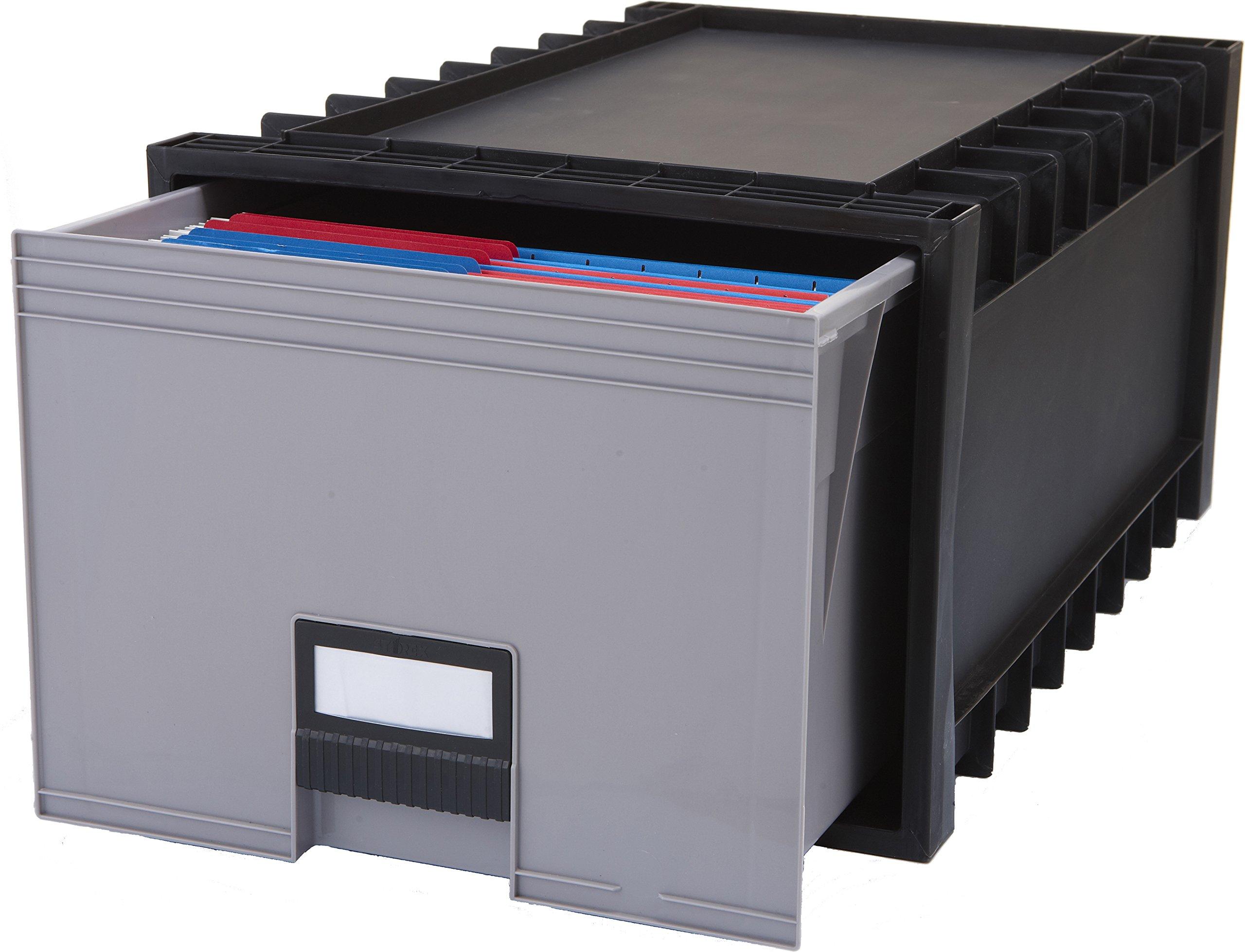 Storex Corrugated Storage Boxes, (STX61106U01C)