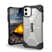 UAG Designed for iPhone 11 [6.1-inch Screen] Plasma Feather-Light Rugged [Ice] Military Drop Tested iPhone Case