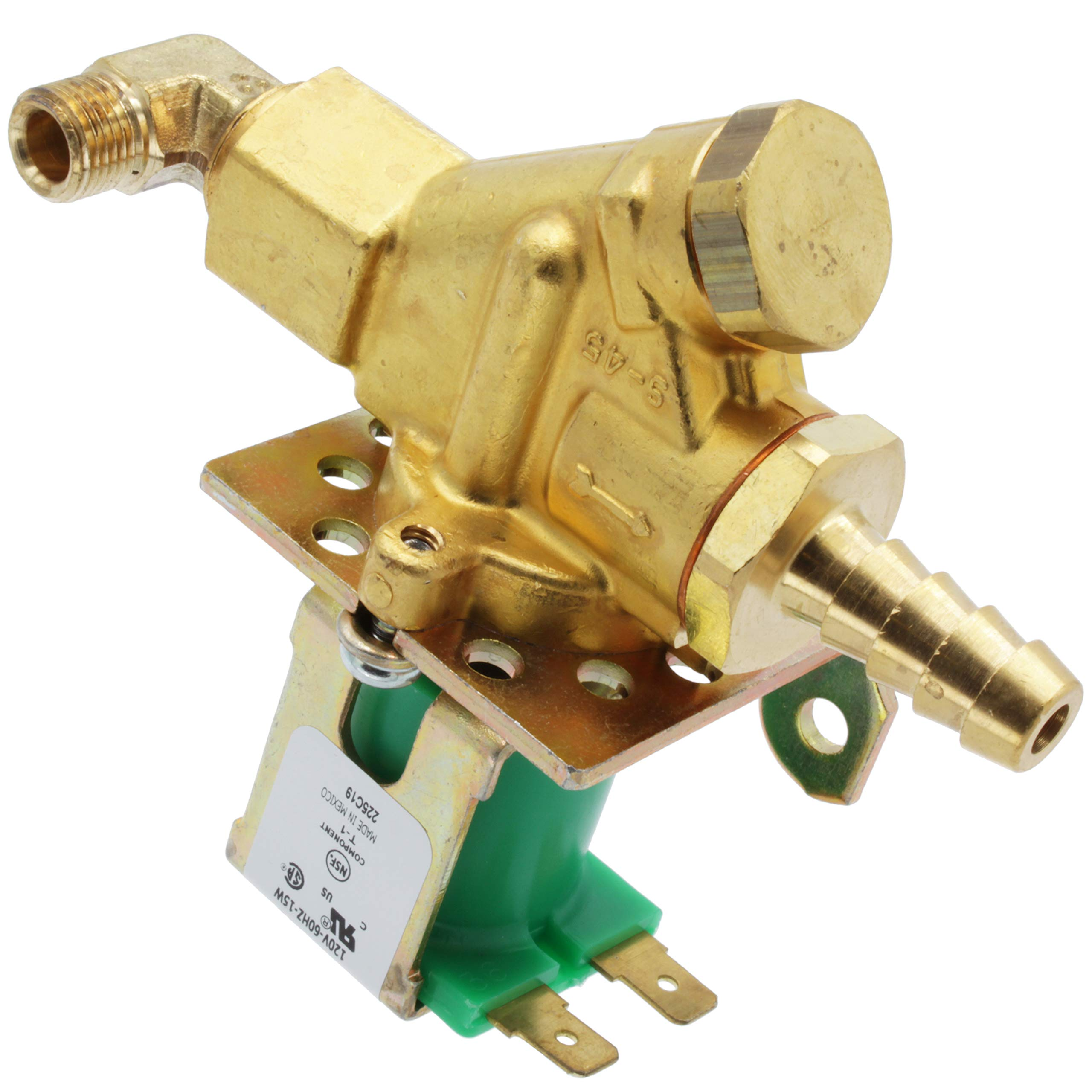 Supplying Demand 12-2990-01 Ice Maker Water Valve Compatible With Scotsman