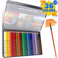 PuTwo Pens, Multicolor Markers for Scrapbook, Coloring Book, Painting, Photo Album (36 Colors)