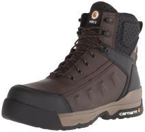 "Carhartt Men's 6"" Force Lightweight Waterproof Composite Toe Work Boot CMA6346"