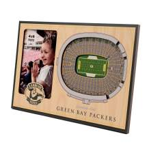 YouTheFan NFL 3D StadiumView Picture Frame