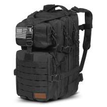 SunsionPro Military Backpack for Tactical Hunting Trekking or Outdoor Daily use 43L