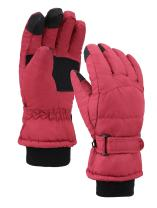 ANDORRA Women's Night Galaxy Thinsulate Cotton Waterproof Touchscreen Snow Gloves