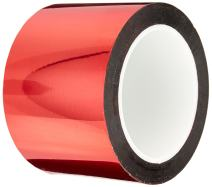 "3M 850R Polyester Film Tape, 8"" Width x 72 yd Length"