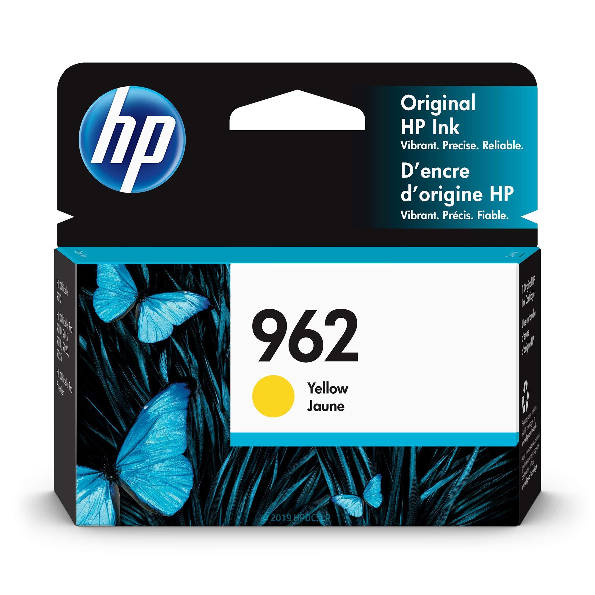 HP 962 | Ink Cartridge | Yellow | 3HZ98AN