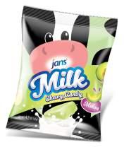 Jans Milk Chewy Candy (Melon 4.20 oz)